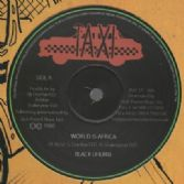 Black Uhuru - World Is Africa / Sly & Robbie - Dub / Dub (Taxi) UK 12""